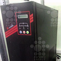 Диагностика и регламентное обслуживание ИБП N-Power PowerVision 6кВА