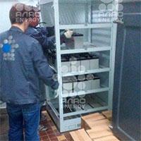 Обслуживание ИБП Riello 60 кВА с поставкой и заменой батарей в МГИМО