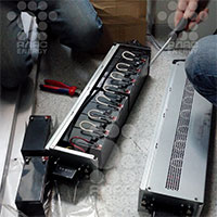 Сервис APC Smart-UPS VT 15 kVA с заменой батарей B.B. Battery