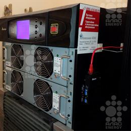ИБП DELTA - диагностика, ремонт и регламентное обслуживание