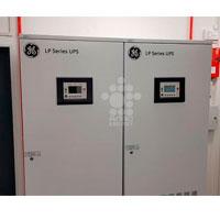 Техническое обслуживание 2 источников бесперебойного питания  GE LP100 мощностью 100кВА