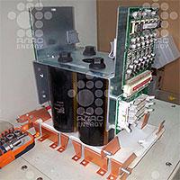 Обслуживание и замена конденсаторов Socomec MC 120кВА
