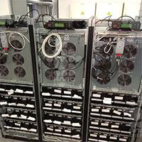 Обслуживание 8-ми ИБП APC: Galaxy и Smart-UPS