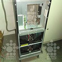 Сервисное обслуживание и замена АКБ в 9355 15кВА