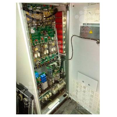 Диагностика, ремонт и обслуживание ИБП GE LP 120кВА