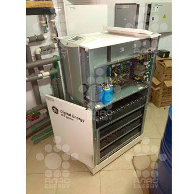 ТО, замена батарей и конденсаторов в GE LP S5 20кВА