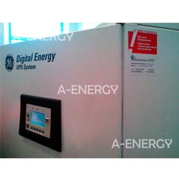 Сервисное обслуживание источника бесперебойного питания General Electric мощностью 120 кВА