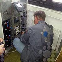 Техническое обслуживание ИБП Galaxy 3000 15 кВА