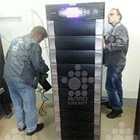 Техническое обслуживание ИБП Delta NHP 120кВА