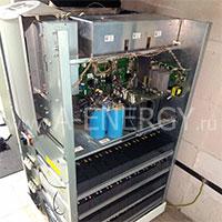 Обслуживание ИБП GE LP33 40кВА на заводе пожарно-технического оборудования