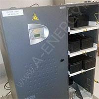 Сервис ИБП Socomec Sicon Digys EVO и замена АКБ BB Battery для посольства Японии