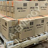 Отгрузка батарей Delta HRL 12-260W