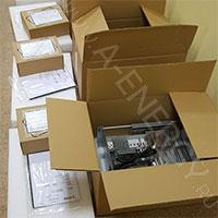 Отгрузка пяти устройств Efore Epos Mini с нашего склада