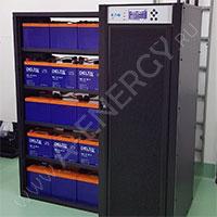 Поставка ИБП Eaton 93E40KMBSB с батареями Delta HRL 15-55 X