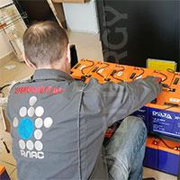 ИБП G-Tec Mmust 20кВА с батареями Delta HRL-X для серверного оборудования в Брянске