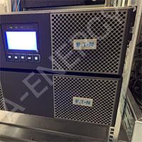 Поставка и установка трех комплектов ИБП Eaton 9PX