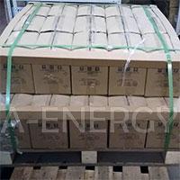 Отгрузка батарей AQQU 12HFL155 120 шт для заказчика из Подмосковья
